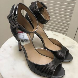 Mark Fisher sequined heels - NWT